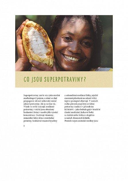 Náhled Superpotraviny