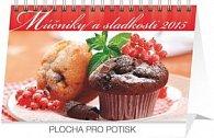 Múčniky a sladkosti - stolní kalendář 2015