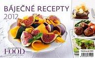 Kalendář stolní 2012 - Báječné recepty F.O.O.D.