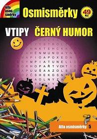 Osmisměrky 5 - Vtipy černý humor
