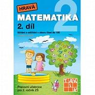Hravá matematika 2 - Pracovní učebnice 2. díl