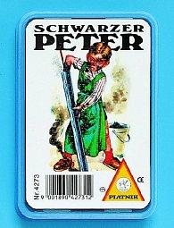 Černý Petr - Děti  (plastová krabička)