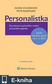 Personalistka, 5. vydání (E-KNIHA)