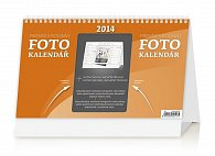 Kalendář 2014 - Firemní a rodinný fotokalendář - stolní