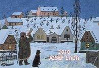 Josef Lada Vánoce 2010 - stolní kalendář