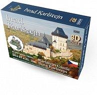 Hrad Karlštejn 3D Puzzle