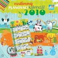 Rodinný plánovací kalendář 2010 - nástěnný kalendář