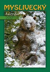 Kalendář 2012 - Myslivecký kalendár - nástěnný