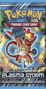 Pokémon: Plasma Storm - doplňkový balíček
