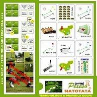 Pexeso Natotata Terminologie a pravidla golfu