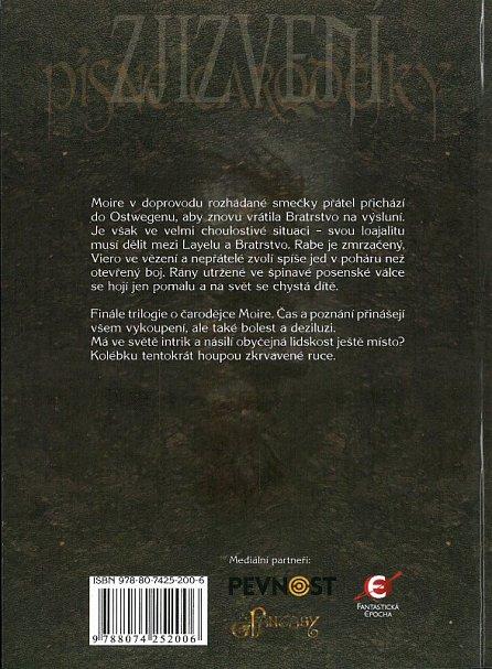 Náhled Písně čarodějky 3 - Zjizvení