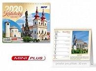 Mini Katolický - stolní kalendář 2020