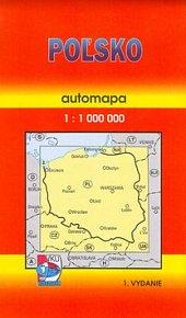 Poľsko automapa 1:1 000 000