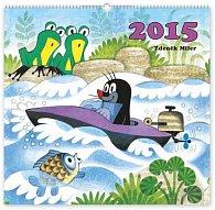 Kalendář 2015 - Krteček - nástěnný