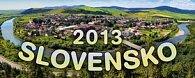 Slovensko 2013 - stolový kalendár