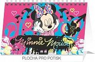 Kalendář 2015 - W. Disney Minnie - stolní