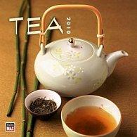 Tea 2010 - nástěnný kalendář