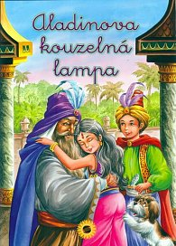 Harlekýn - Aladinova kouzelná lampa
