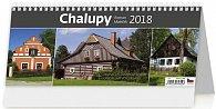 Kalendář stolní 2018 - Chalupy