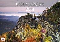 Kalendář 2014 - Česká krajina - nástěnný