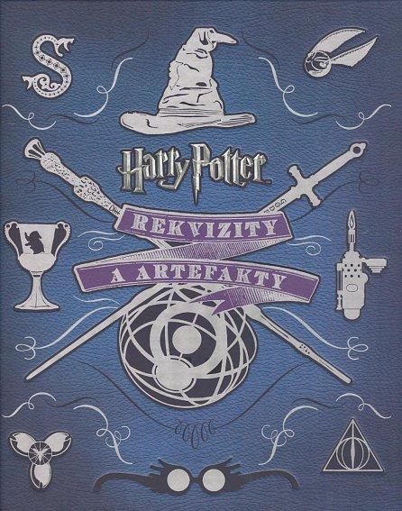 Náhled Harry Potter - Rekvizity a artefakty