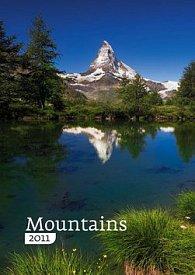 Mountains 2011 - nástěnný kalendář