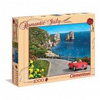 Puzzle Romantic 1000 dílků Capri