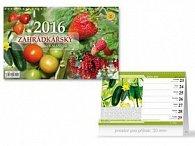 Zahrádkářský 2016 - stolní kalendář