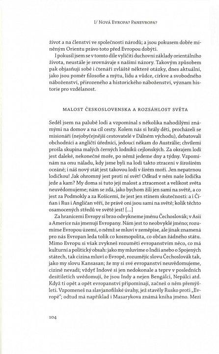 Náhled Západ, nebo Východ? České reflexe Evropy 1918-1948