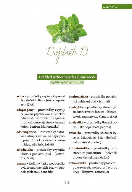 Náhled 1500 moderních bylinářských receptů