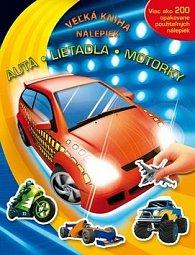 Autá, lietadlá, motorky