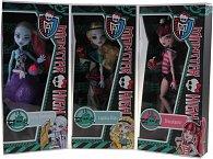 Monster High příšerka z ostrova
