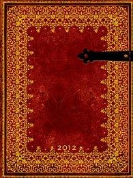 Diář Foiled VSO 2012
