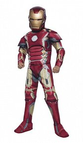 Avengers: Age of Ultron - IRON Man Deluxe - vel. S