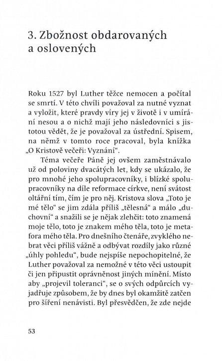 Náhled Luther - finále středověké zbožnosti