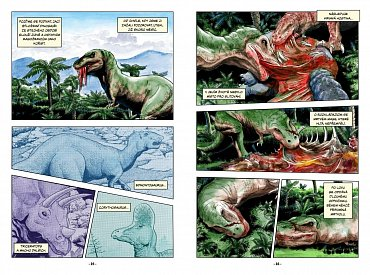 Náhled Putování s dinosaury
