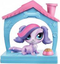 Littlest Pet Shop magic motion zvířátko s doplňkem