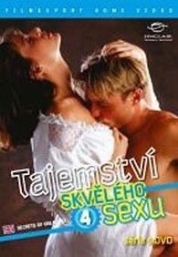 Tajemství skvělého sexu 4. - DVD digipack