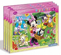 Puzzle Minnie 15 dílků