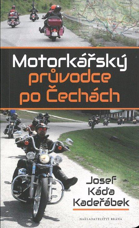 Náhled Motorkářský průvodce po Čechách