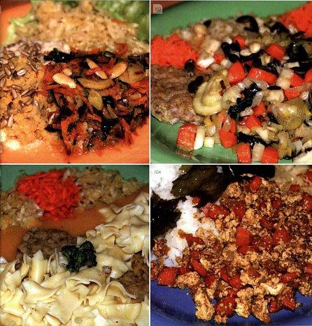Náhled Zdravá výživa pro celou rodinu - Kuchařka dnešní doby