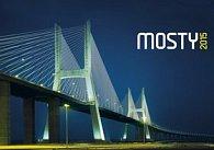 Mosty - nástěnný kalendář 2015