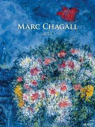Marc Chagall - nástěnný kalendář 2013