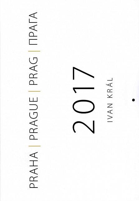 Náhled Kalendář 2017 - Praha malá