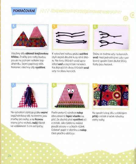 Náhled Nebojte se šicího stroje - Úžasné nápady z ateliéru Atelyeah