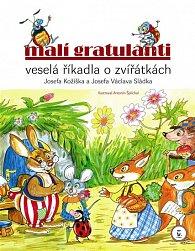 Malí gratulanti - Veselé říkanky o zvířátkách