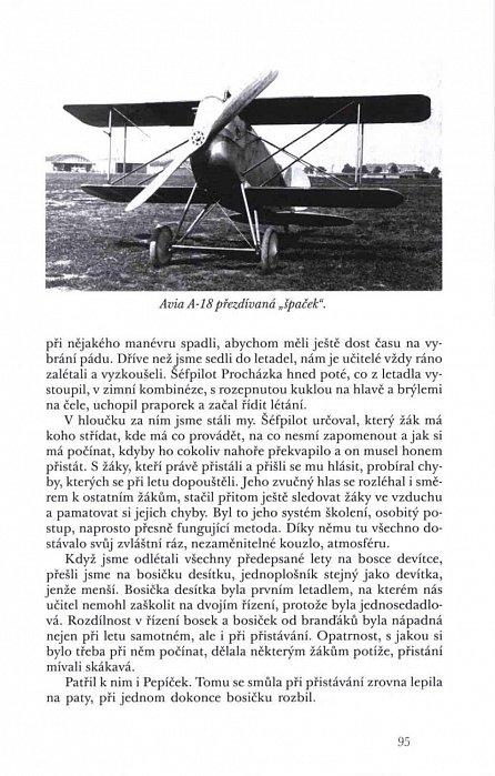 Náhled Ikarové bez legend a bájí - Velký příběh o létání a dosud neznámé poválečné historii letectví ve světle archivu StB