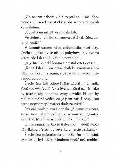 Náhled Lili Větroplaška: Šimpanzi nejsou ledajaké opice!