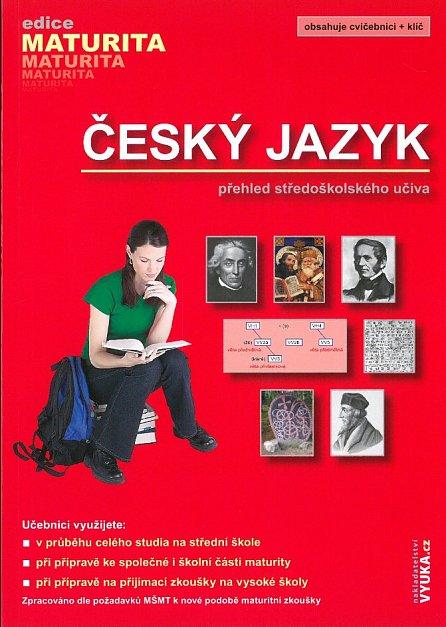 Náhled Český jazyk - přehled SŠ učiva