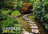 Gardens 2010 - nástěnný kalendář